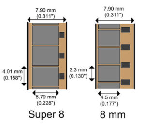 Difference Between 8mm Film and Super 8 Film - SFL Media Transfer